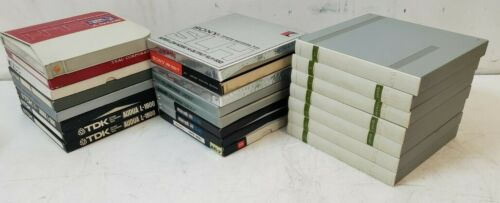 23 Reel to Reel Cassette Tapes Various Artest 70s 60s Classical and More Read