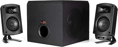 Klipsch ProMedia 2.1 THX Certified Computer Speaker System w/ Subwoofer SEE DESC