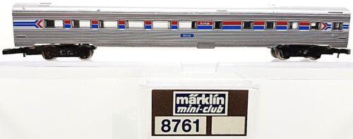 Z Scale Marklin 8761 Amtrak Passenger Diner Car LNIB
