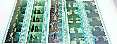 TWILIGHT MOVIE 5 - FILM CELL STRIPS = 25 FILM CELLS  FREE SHIPPING