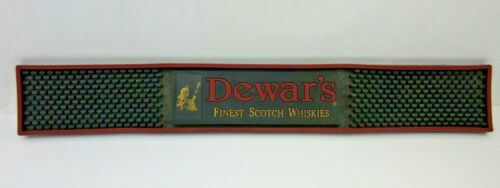 DEWARS Finest Scotch Spill Rubber Bar Drink Mat