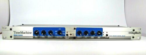 Digitech RDS1000 Time Machine rack-mountable 19