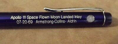 Apollo 11 Space flown Moon Landed