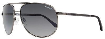Corsa Aviator Sunglasses Marko C06 Gunmetal/Carbon Fiber (Aviator Carbon Fiber)