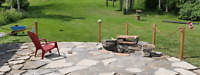 'FREE' Quote now for Spring Patios (Beautiful Flasgstone)