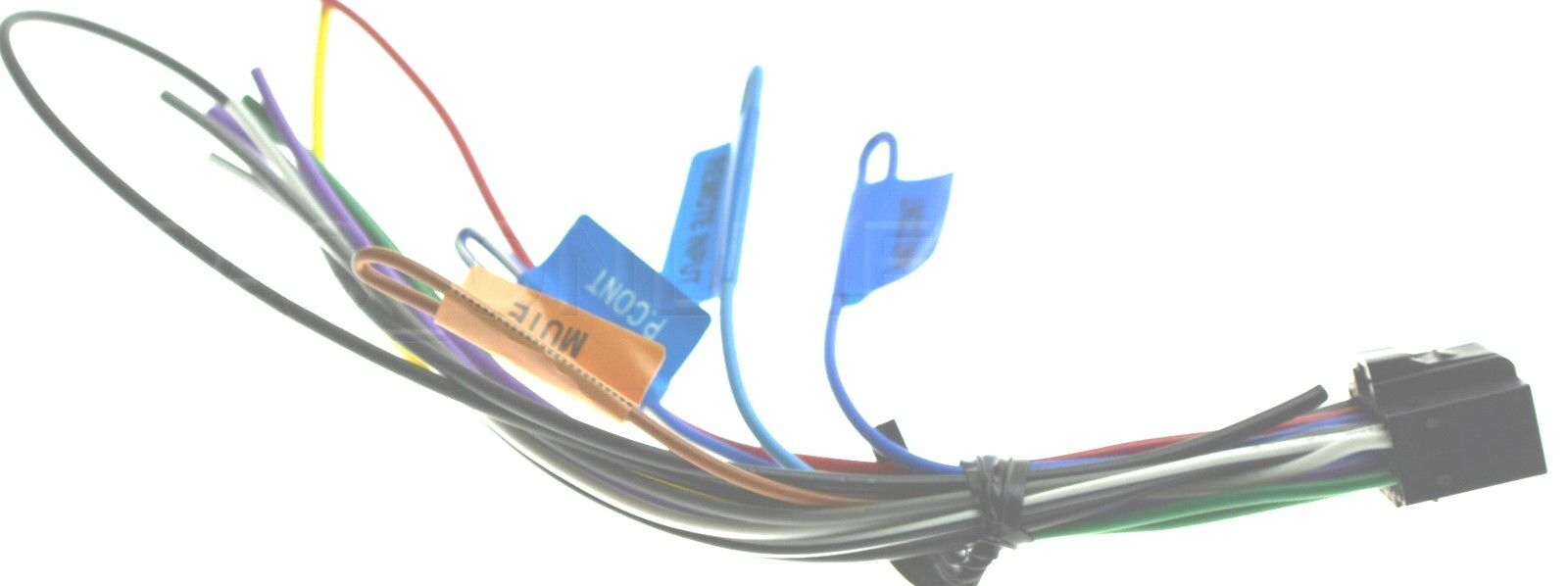 Kenwood Kdc Bt310u Kdcbt310u Genuine Wire Harness Pay Today Ships X797 Car Stereo Wiring Diagram 1 Of 4free Shipping 2 4