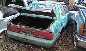 89 MAZDA 323 PARTS Prince George British Columbia image 2