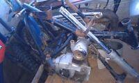Honda Scrambler 50 Parts