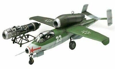Tamiya 1/48 No.97 German Air Force Heinkel He162 A-2 Salamander 4950344610976