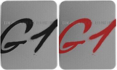 EUN JI WON SECHSKIES 6th Album [G1] Random CD+Book+Post+Sticker Set+Photocard