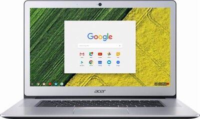 "Brand New Acer CB515-1HT-P39B 15.6"" Touch-Screen Chromebook - 4GB RAM/ 32GB eMMC"