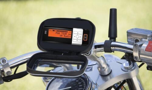 Sirius XM Radio Motorcycle Installation Kit with Portable XM Receiver