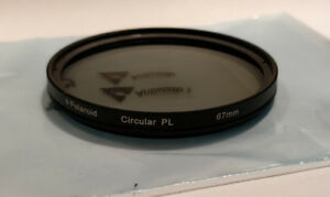 Polaroid circular polarizing filter 67mm