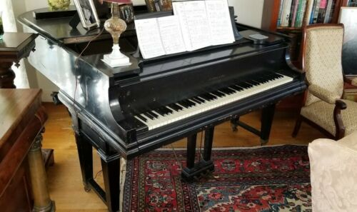"Steinway XR / M, Duo-Art PIANO, Aeolian Company, player, 1926, 74""l"