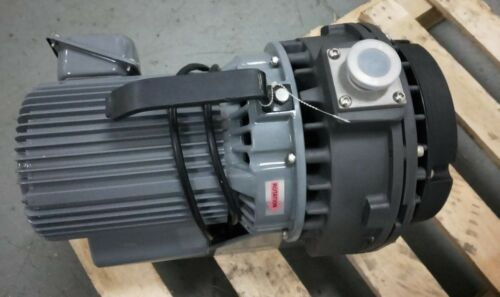 ULVAC DIS-250 DRY SCROLL VACUUM PUMP, DIS250, TESTED WORKING
