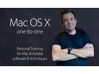 Mac OS (Apple) One-to-One training