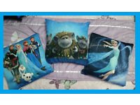 3 Frozen Cushions (set 3)