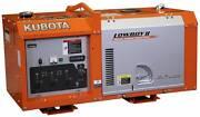 Generator Kubota 6KVA Lowboy Kewdale Belmont Area Preview