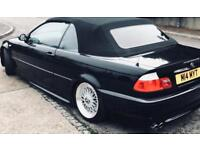 BMW 318ci M Sport Convertible 2004