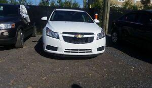 2012 Chevrolet Cruze ECO NOUVEAU EN INVENTAIRE