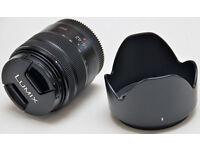 MINT (Unused) : PANASONIC LUMIX G Vario 14-42mm f3.5/5.6 ASPH MFT Lens Mega O.I.S