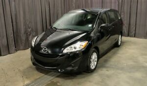 2014 Mazda MAZDA5 GS Locally Owned/Serviced / Low Kilometres
