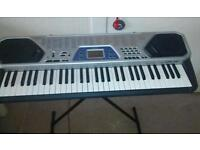 Casio Keyboard, Great Condition. With Stand.
