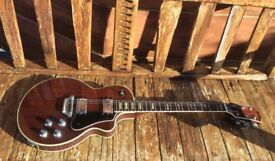 Yamaha SG-65, 1973, Walnut