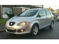 Clean Seat Toledo Stylance Automatic 2.0 TDI DSG LOW 82K MILES HPI CLEAR