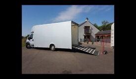 Dundee man with a big van