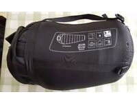 Highlander Echo 350 Sleeping Bag - Charcoal/Castle Grey - 4 season