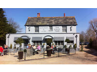 Front of House & Bar Staff. full & parttime. Customer focused, sociable, team member. Good rates .