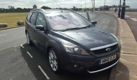 Ford Focus 2.0 TDCI estate titanium