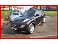 2011 Nissan Juke 1.6 DIG-T Acenta Sport 5dr --- Hpi Clear --- Low Mileage --- alternate4 Qashqai