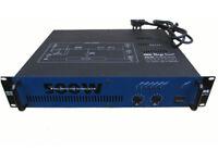 IMG STA160 SLAVE POWER AMPLIFIER - 2U Rack Mount 500w. PERFECT!