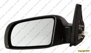 Door Mirror Power Driver Side Heated Signal Smooth Coupe 2.5L Nissan ALTIMA 2010-2012