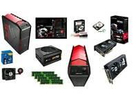 MSI Desktop PC i7 4.40Ghz Intel 32GB RAM 480GBSSD 2TB HDD 4GB Graphic Card Win 10 Pro