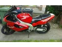 Yamaha yzf1000r
