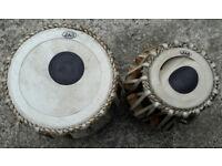 Tabla Set - Jas Tabla set - used