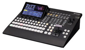 PANASONIC AV-HS410 HD / SD MULTI-FORMAT LIVE SWITCHER WARRANTY VISA MASTER