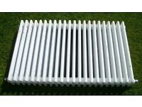 Cast iron style steel column radiator