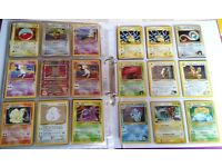 Very rare out of print holo shiny Pokemon cards inc Venusaur, gym heres and challenge holos etc
