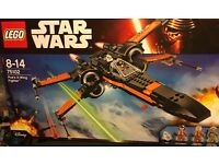Brand new Sealed LEGO 75102 Poe's X-Wing Fighter