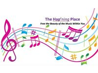 Piano, Guitar, Violin, Flute, French Horn & Singing Lessons North London