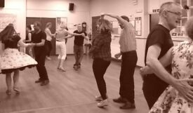 Learn 1950's Rock n Roll and Jive Dance Class ASPULL