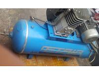 JETAIR air compressor 150 litres