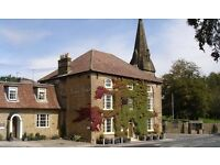 Talented Head Chef required for busy 4 star Country Inn and Wedding Venue