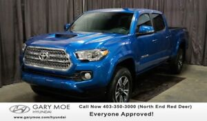 2016 Toyota Tacoma TRD W/ CRUISE, BACK UP CAM, TOW PACKAGE!