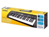 Casio CTK-240 49 Note Full Size Keyboard