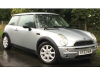 MINI ONE 1.6 Hatchback 1 Years MOT Twin Sunroofs Just Fitted With Brand New Clutch Cheap Car!